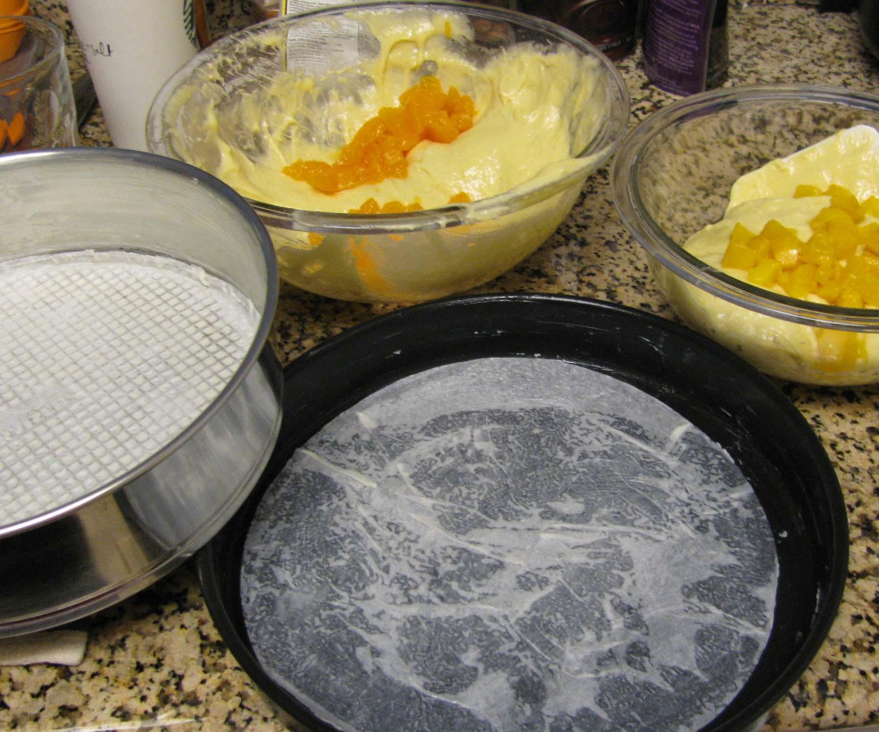 juicy satsuma orange cake via juicy satsuma orange cake winter citrus ...